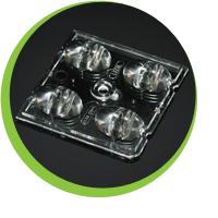 Линзы Ledil C15135_STRADA-2X2-T1 для уличных светильников